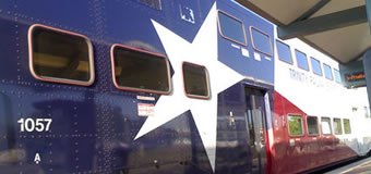 Trinity Railway Express – Trinity Railway Express