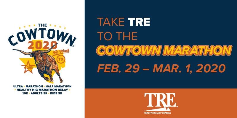 Cowtown Marathon Promo